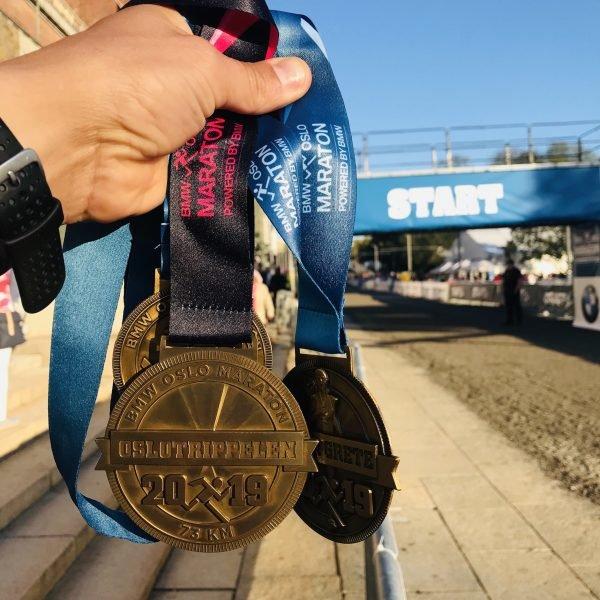Oslo Triple: прикарпатець подолав 73 км на змаганнях в Норвегії (фото), фото-5
