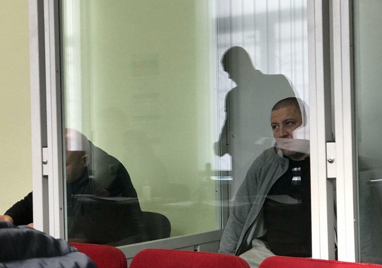 """В суді показали відео через яке Дерещук """"Дира"""" вбив підприємця Гербіна """"Червонця"""", фото-2"""