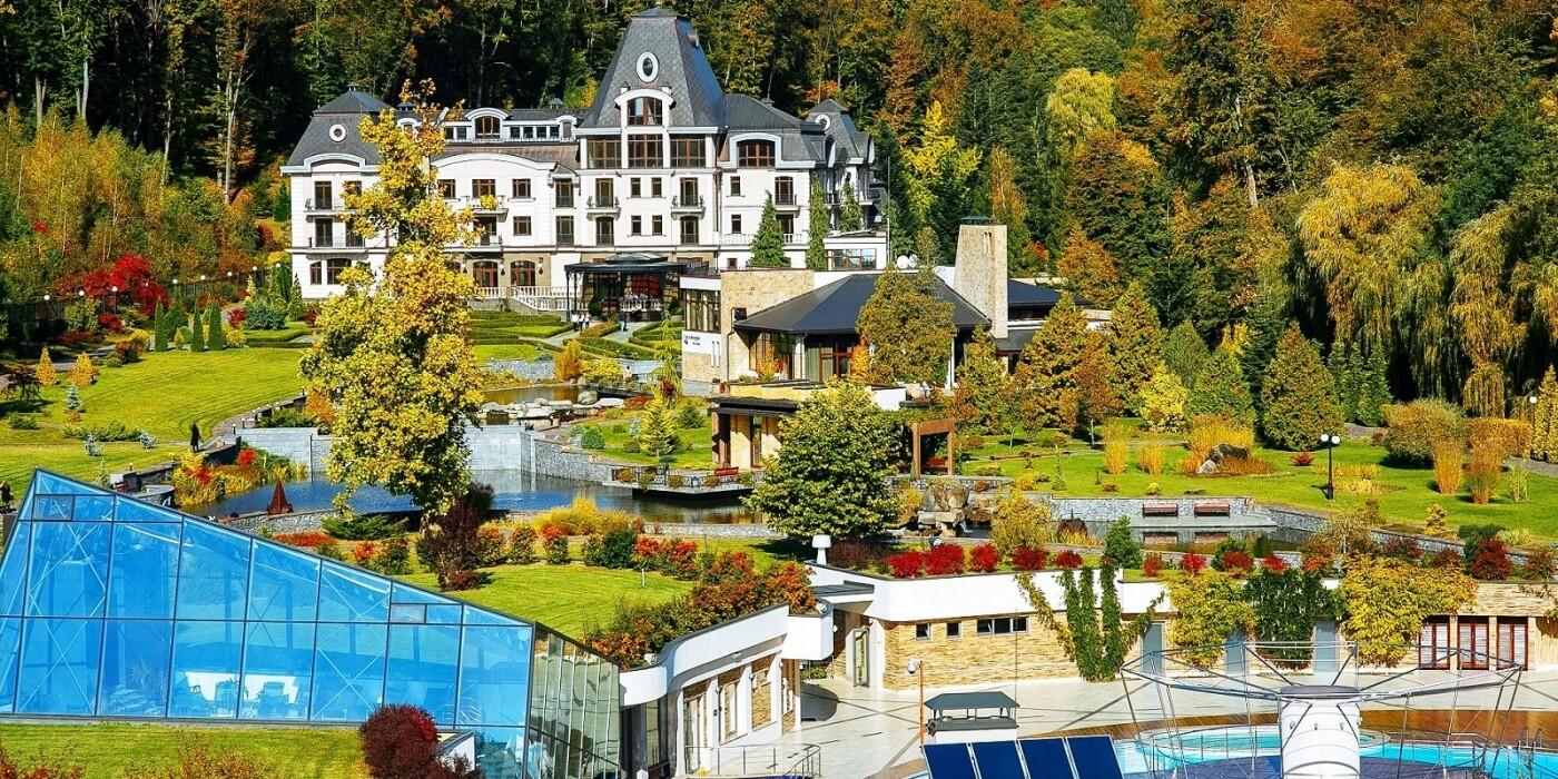 Американська зірка Періс Хілтон таки купить готель в Карпатах, фото-1