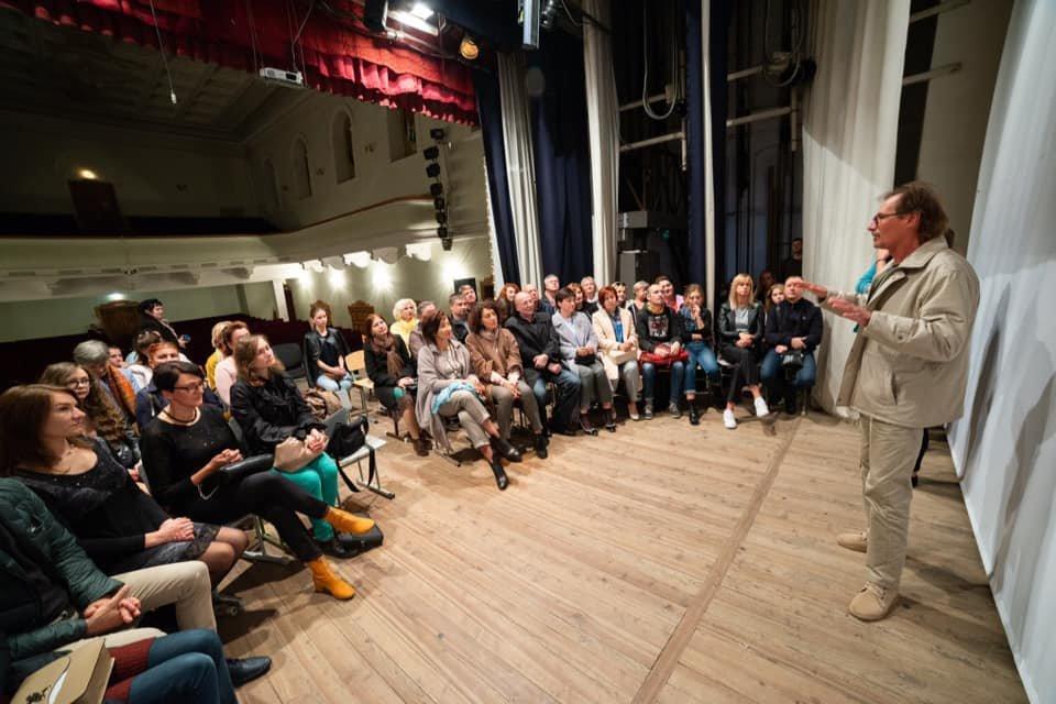 У Коломиї відбувся міжнародний фестиваль драматургії та витончених мистецтв «АМПЛУА» (фото), фото-1