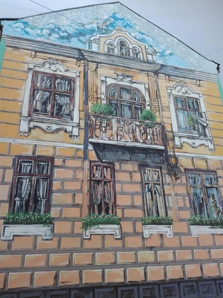Настінний розпис. Мурали Івано-Франківська, фото-23