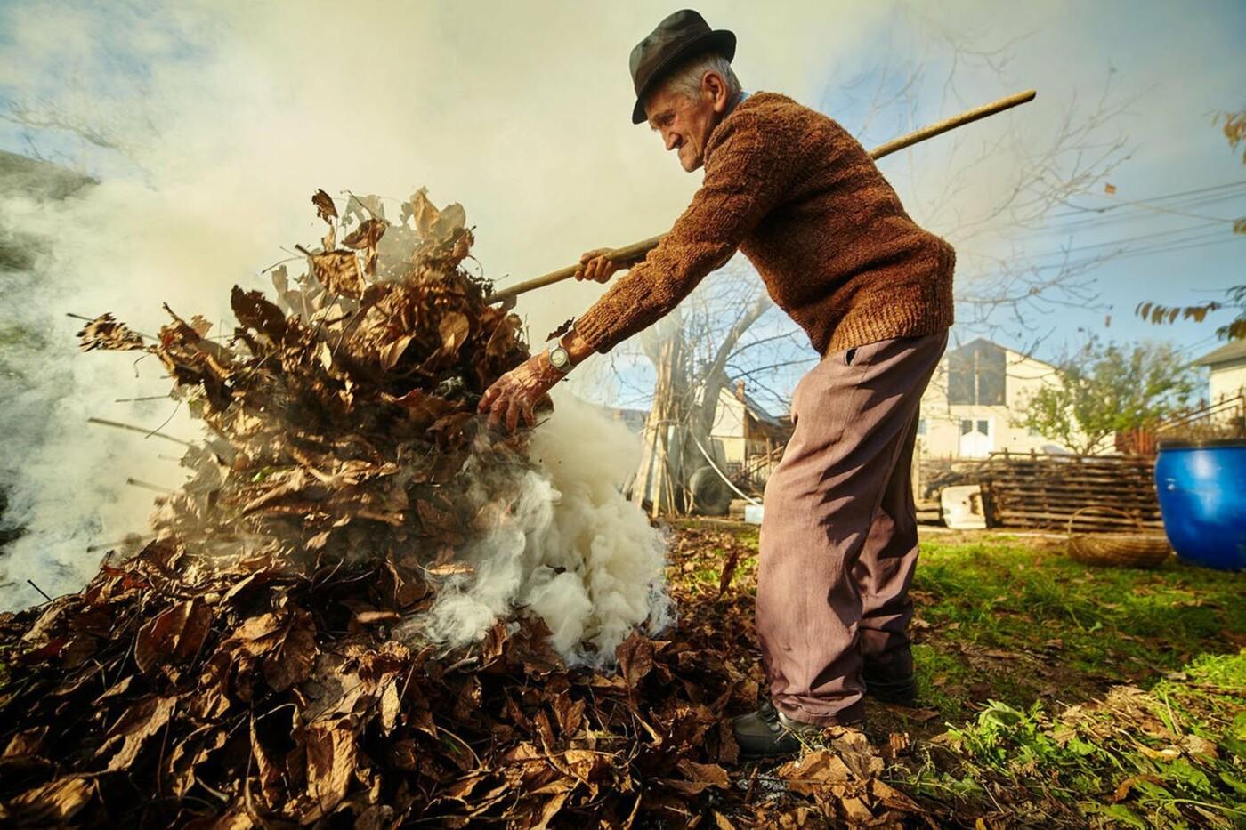 Геноцид власними руками або чому дим від осінніх багать знищує людей, фото-1