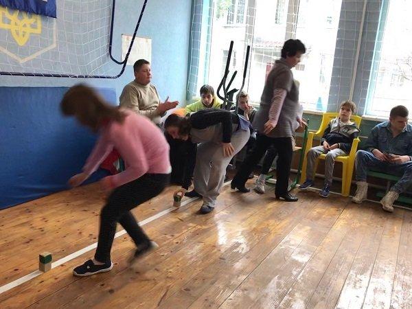 Для юних франківців із вадами розвитку влаштували спортивні змагання (ФОТО), фото-3
