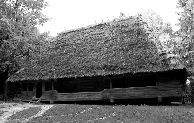 Карпатська хата - інтер'єрні традиції та естетика національної самобутності, фото-1