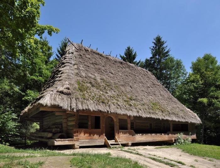 Карпатська хата - інтер'єрні традиції та естетика національної самобутності, фото-2