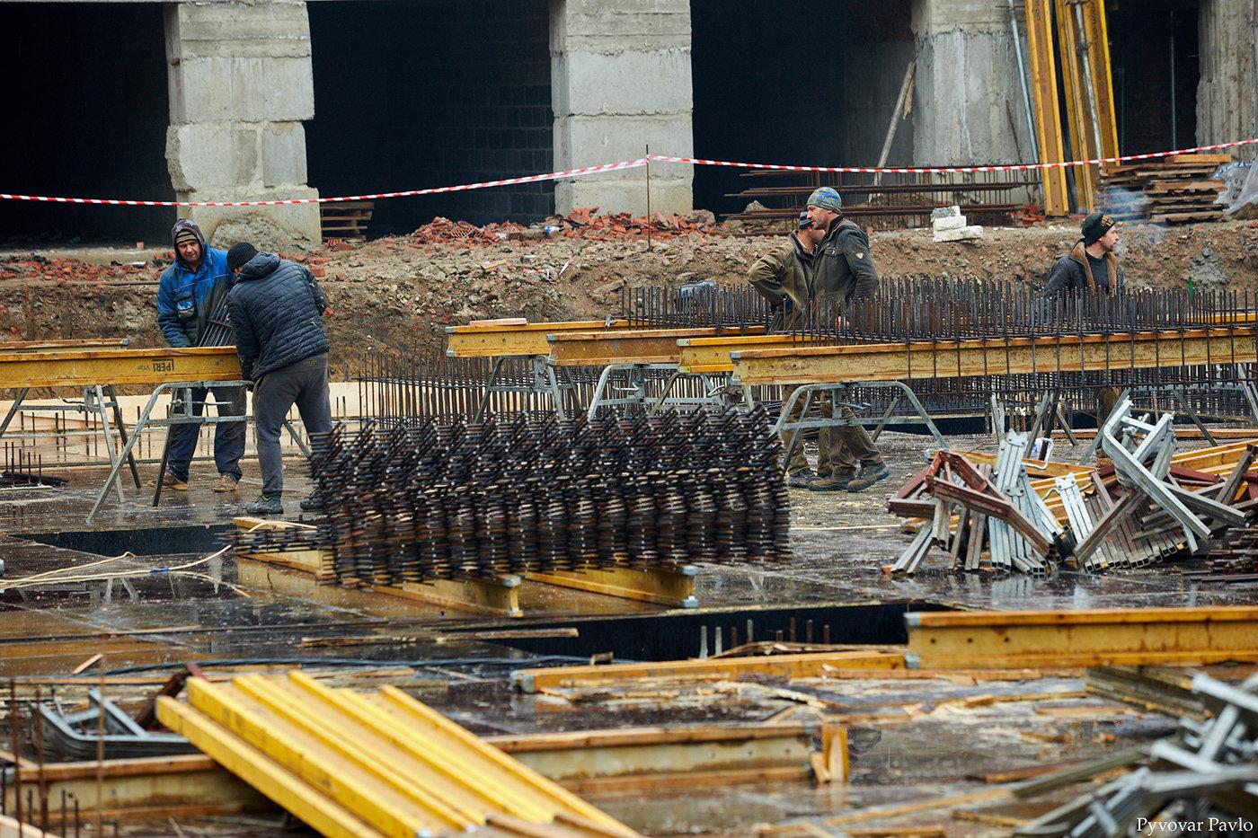 Посеред численних новобудов у Франківську побудують один дитсадок , фото-3