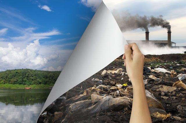 Екологія вийшла на перше місце у рейтингу загроз для українців, фото-1