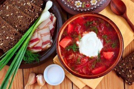Найкращі страви галицької гастрономічної кухні. Галицький борщ , фото-3