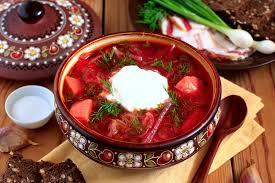 Найкращі страви галицької гастрономічної кухні. Галицький борщ , фото-1