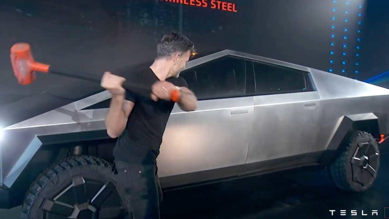 На футуристичний електро пікап Tesla Cybertruck за два дні черга - 146 тисяч замовлень, фото-3