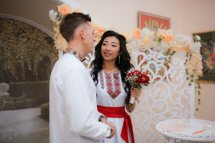 Українсько-китайська пара одружилась в Івано-Франківську  , фото-4