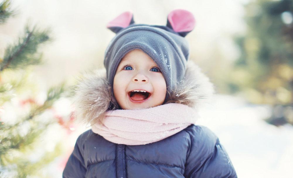 Батькам на замітку. Як одягти дитину взимку, фото-2