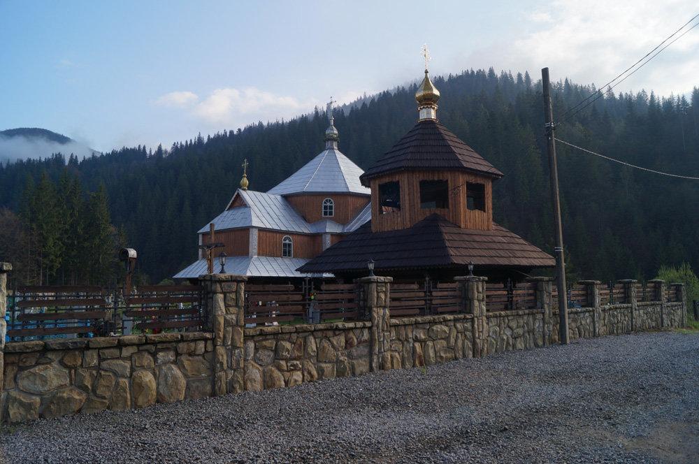 Татарів — гуцульський кліматичний курорт та рай для лижників та сноубордистів взимку, фото-4