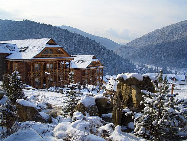 Татарів — гуцульський кліматичний курорт та рай для лижників та сноубордистів взимку, фото-2