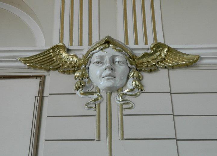 Кам'яні обличчя Франківська. Химери, рицарі, маскарони, що оберігають фасади історичних будівель , фото-3