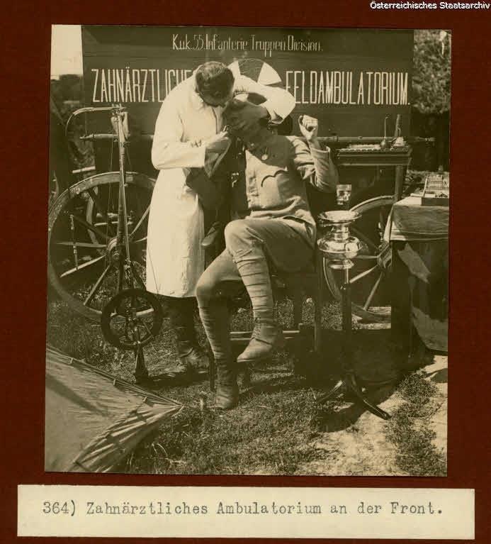 Історія краю. Стоматологія на Галичині 100 років тому: безцінна колекція фотографій, фото-2