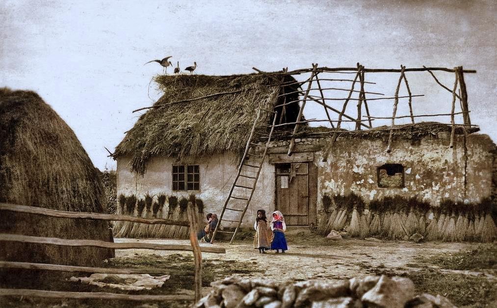 Прикапраття сто років тому. В мережі з'явилися світлини побуту жителів краю початку 20 століття, фото-8