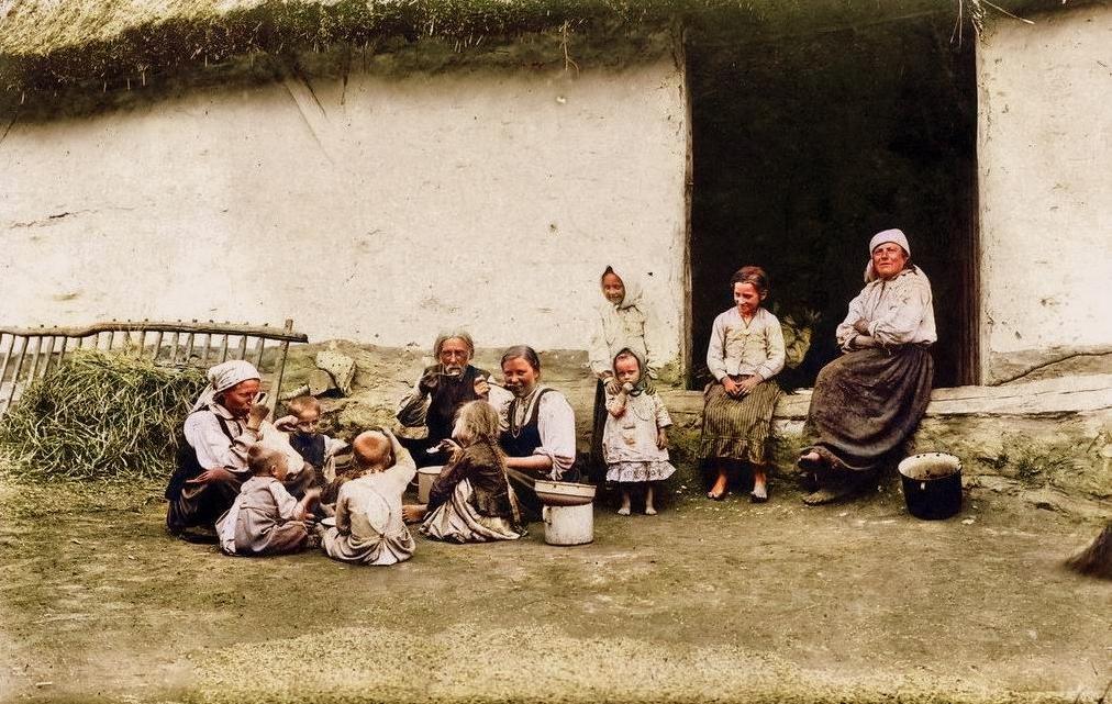 Прикапраття сто років тому. В мережі з'явилися світлини побуту жителів краю початку 20 століття, фото-9