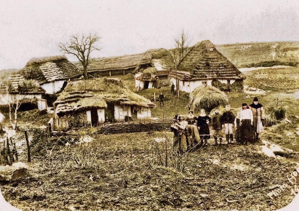 Прикапраття сто років тому. В мережі з'явилися світлини побуту жителів краю початку 20 століття, фото-10