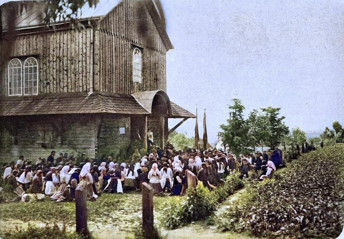 Прикапраття сто років тому. В мережі з'явилися світлини побуту жителів краю початку 20 століття, фото-11