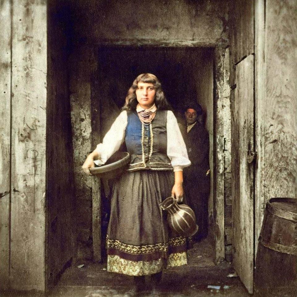 Прикапраття сто років тому. В мережі з'явилися світлини побуту жителів краю початку 20 століття, фото-15