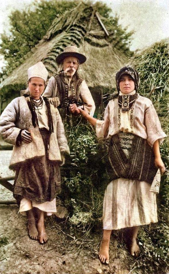 Прикапраття сто років тому. В мережі з'явилися світлини побуту жителів краю початку 20 століття, фото-2