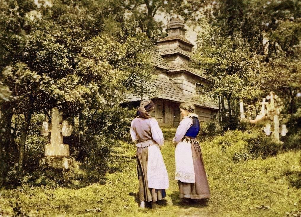 Прикапраття сто років тому. В мережі з'явилися світлини побуту жителів краю початку 20 століття, фото-1