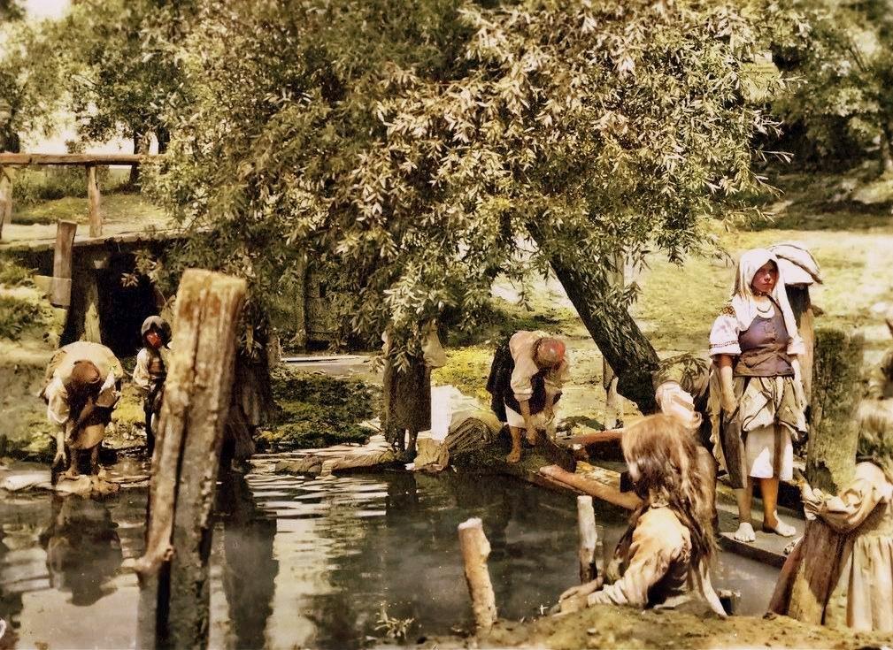 Прикапраття сто років тому. В мережі з'явилися світлини побуту жителів краю початку 20 століття, фото-6
