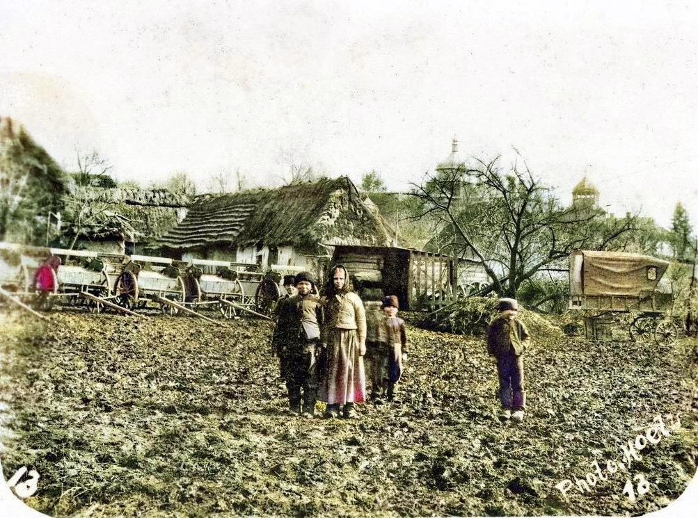 Прикапраття сто років тому. В мережі з'явилися світлини побуту жителів краю початку 20 століття, фото-7
