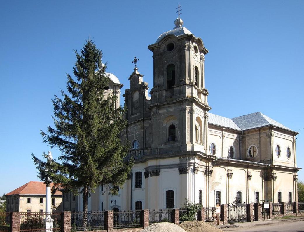 Монастир Конгрегації кліриків Божественного проведіння в Городенці, фото-1
