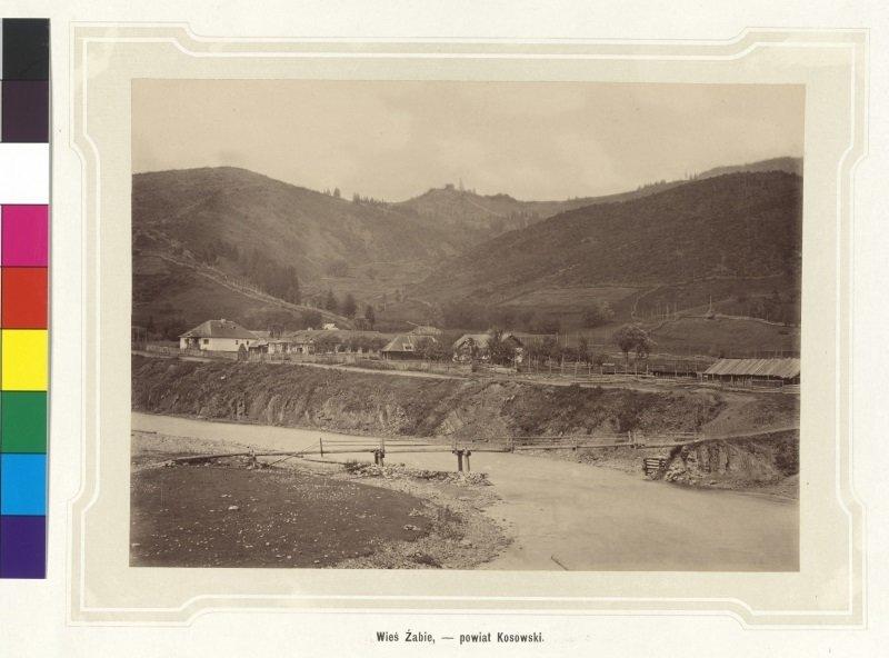 В фондах Австрійського держархіву вдалося віднайти унікальні світлини Верховини 100-річної давнини (фото), фото-6
