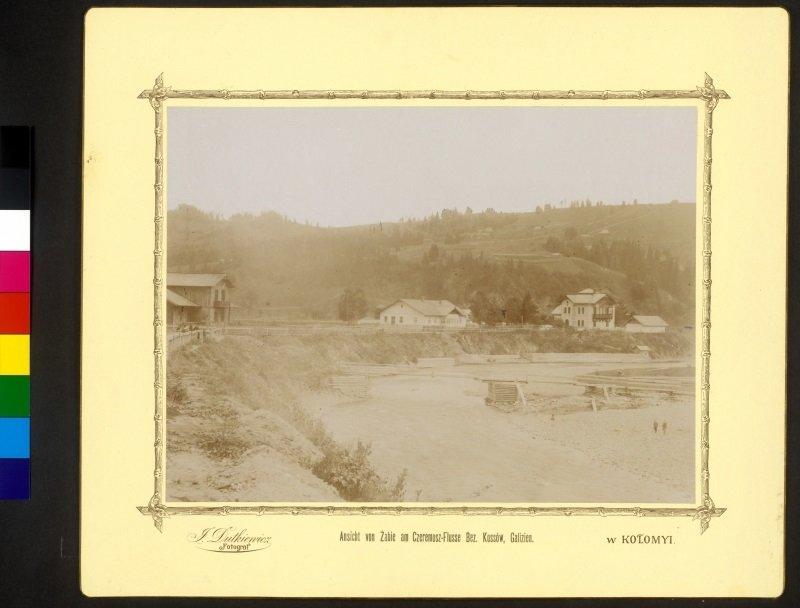 В фондах Австрійського держархіву вдалося віднайти унікальні світлини Верховини 100-річної давнини (фото), фото-9