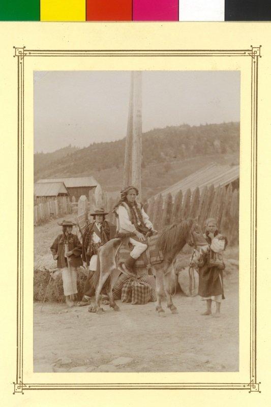 В фондах Австрійського держархіву вдалося віднайти унікальні світлини Верховини 100-річної давнини (фото), фото-10
