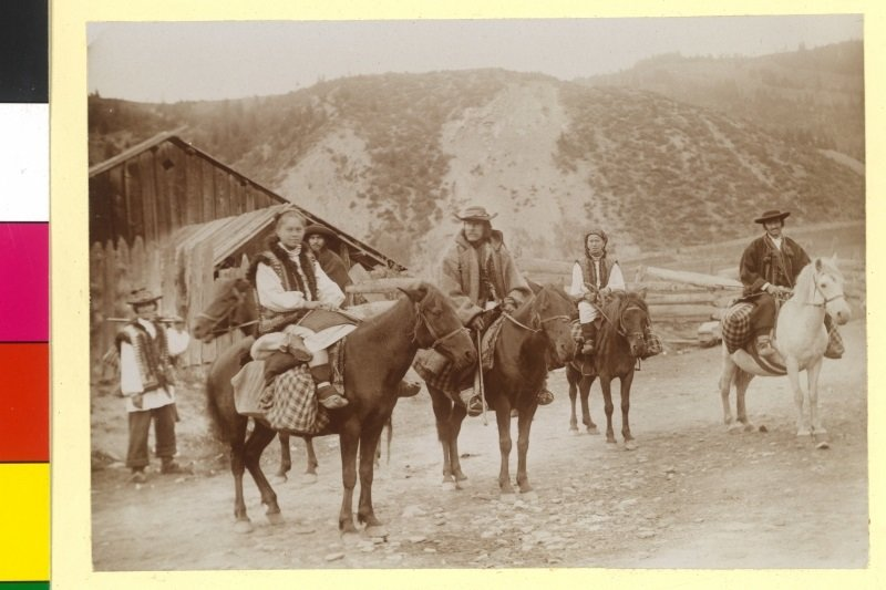 В фондах Австрійського держархіву вдалося віднайти унікальні світлини Верховини 100-річної давнини (фото), фото-11