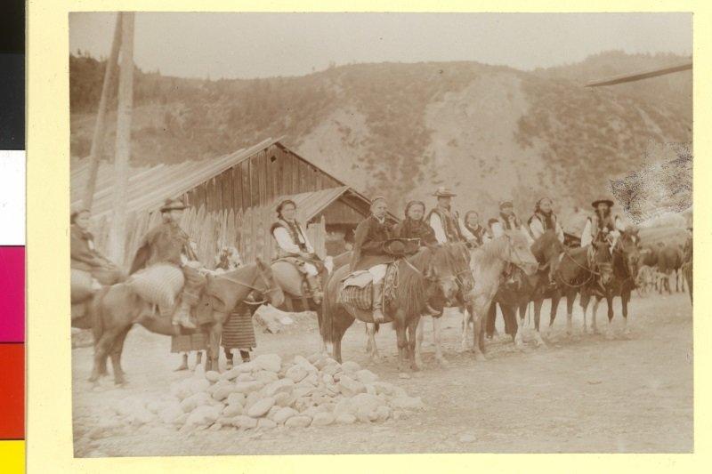 В фондах Австрійського держархіву вдалося віднайти унікальні світлини Верховини 100-річної давнини (фото), фото-12