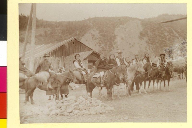 В фондах Австрійського держархіву вдалося віднайти унікальні світлини Верховини 100-річної давнини (фото), фото-13