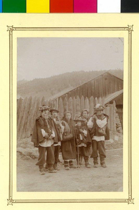 В фондах Австрійського держархіву вдалося віднайти унікальні світлини Верховини 100-річної давнини (фото), фото-14