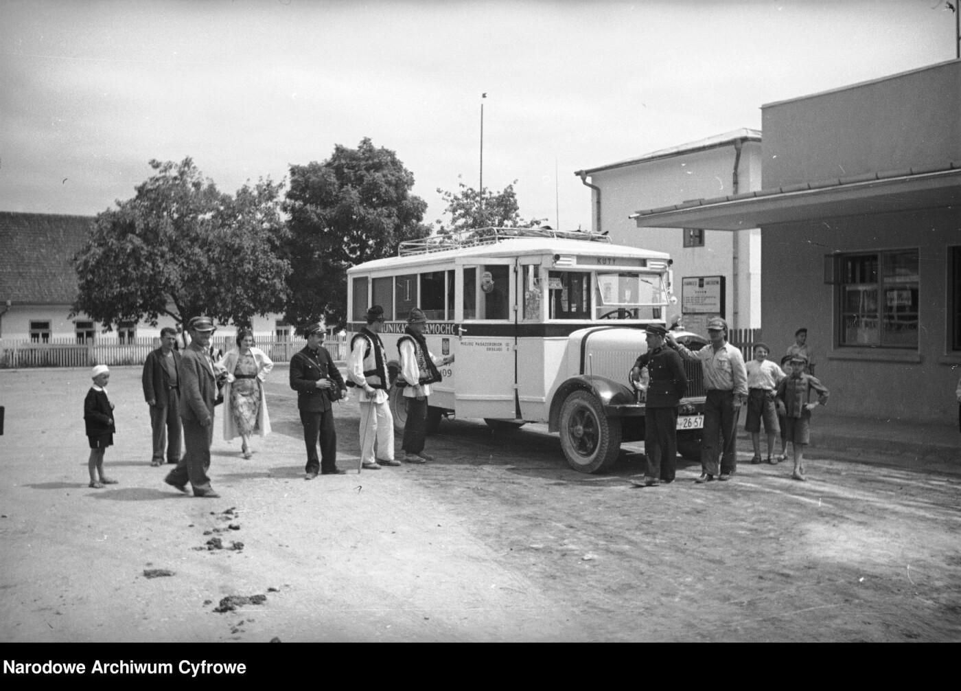 У мережі з'явилися світлини затишного і вишуканого Косова 1936 – 1938 років (ФОТО), фото-14