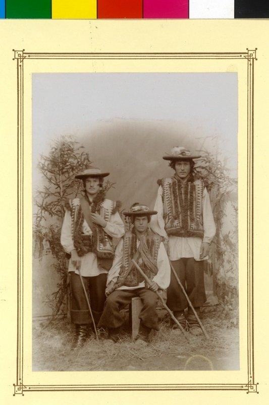 В фондах Австрійського держархіву вдалося віднайти унікальні світлини Верховини 100-річної давнини (фото), фото-2