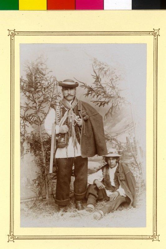 В фондах Австрійського держархіву вдалося віднайти унікальні світлини Верховини 100-річної давнини (фото), фото-4