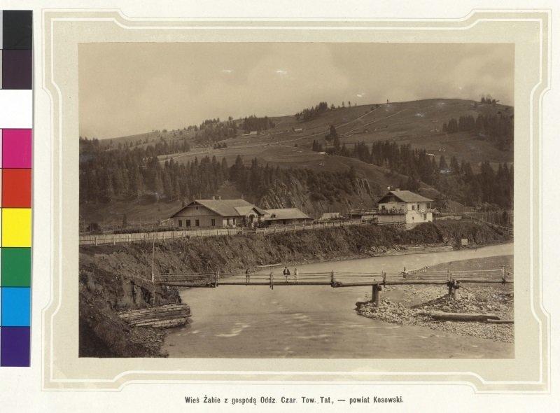 В фондах Австрійського держархіву вдалося віднайти унікальні світлини Верховини 100-річної давнини (фото), фото-5