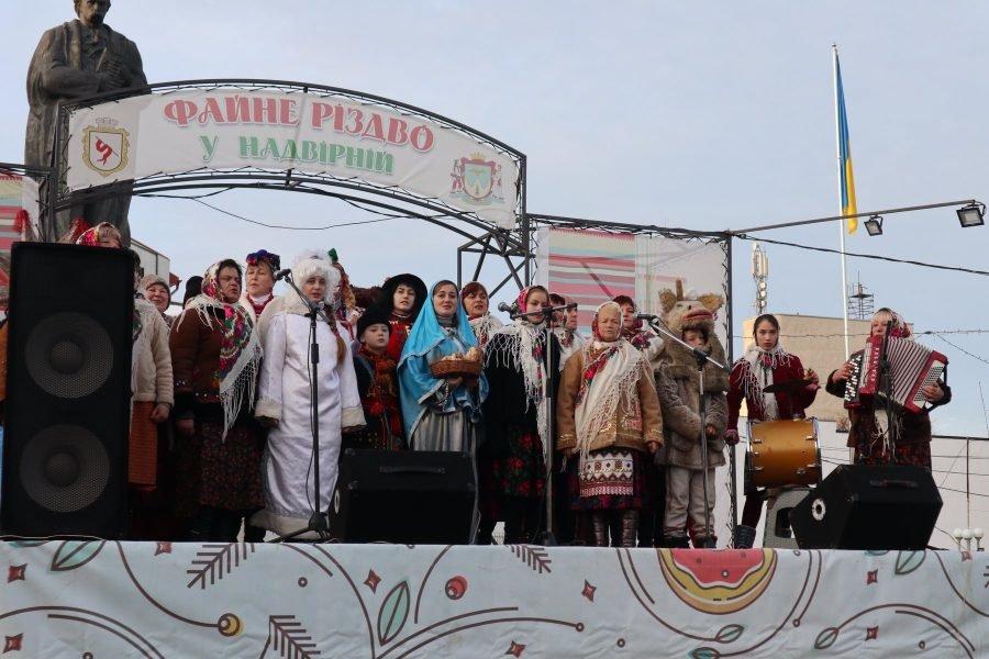 """У Надвірній гуцули дивували гостей фестивалю """"Файне Різдво"""", фото-2"""
