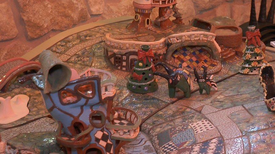 """""""Країна чудес"""": в Івано-Франківську відкрили виставку кераміки (ВІДЕО), фото-2"""