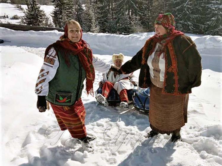 Як гуцули святкують різдвяні свята?, фото-1