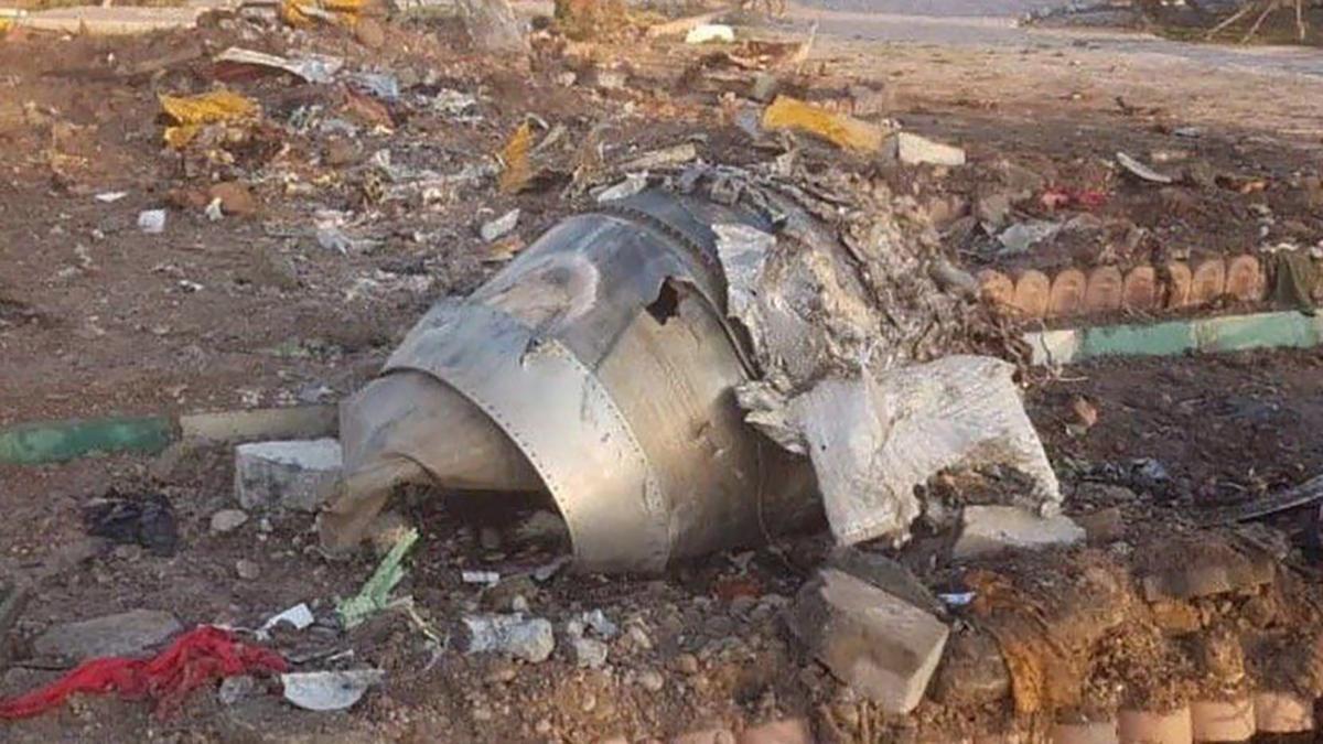 Український літак МАУ розбився в Ірані: понад 170 загиблих, фото-1