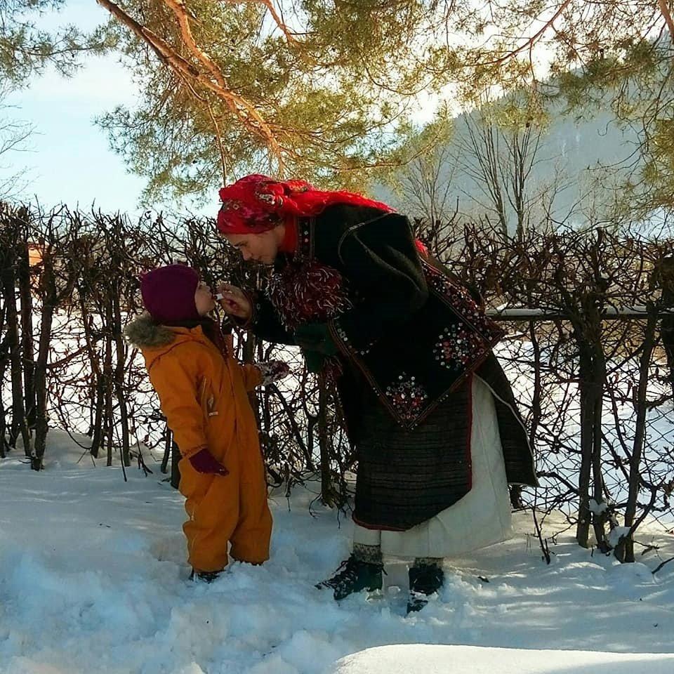 На Верховинщині Різдво зустрічали трембітами (ФОТО, ВІДЕО), фото-3