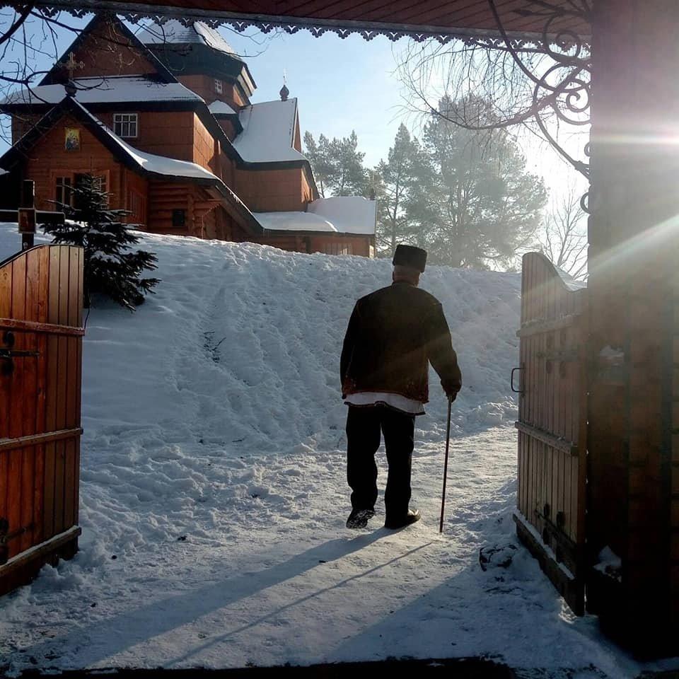 На Верховинщині Різдво зустрічали трембітами (ФОТО, ВІДЕО), фото-2