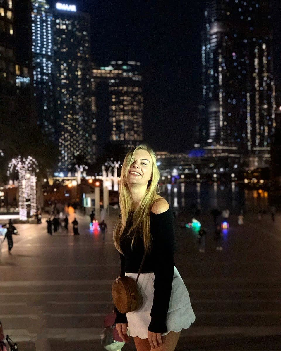 В авіакатастрофі в Ірані загинула Марія Микитюк – 24-річна бортпровідниця з Франківська, фото-1