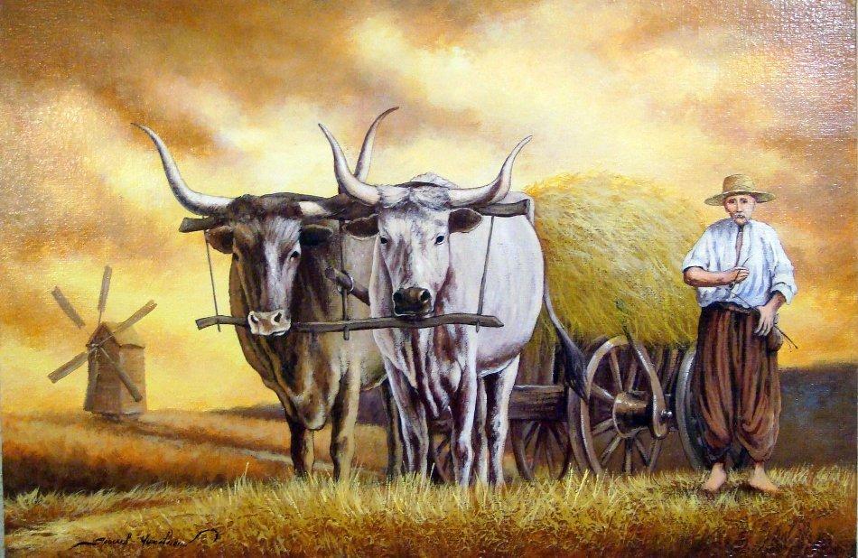 Перші українські далекобійники. Ще стародавні літописи згадують прасолів, які транспортували сіль з Прикарпаття, фото-1