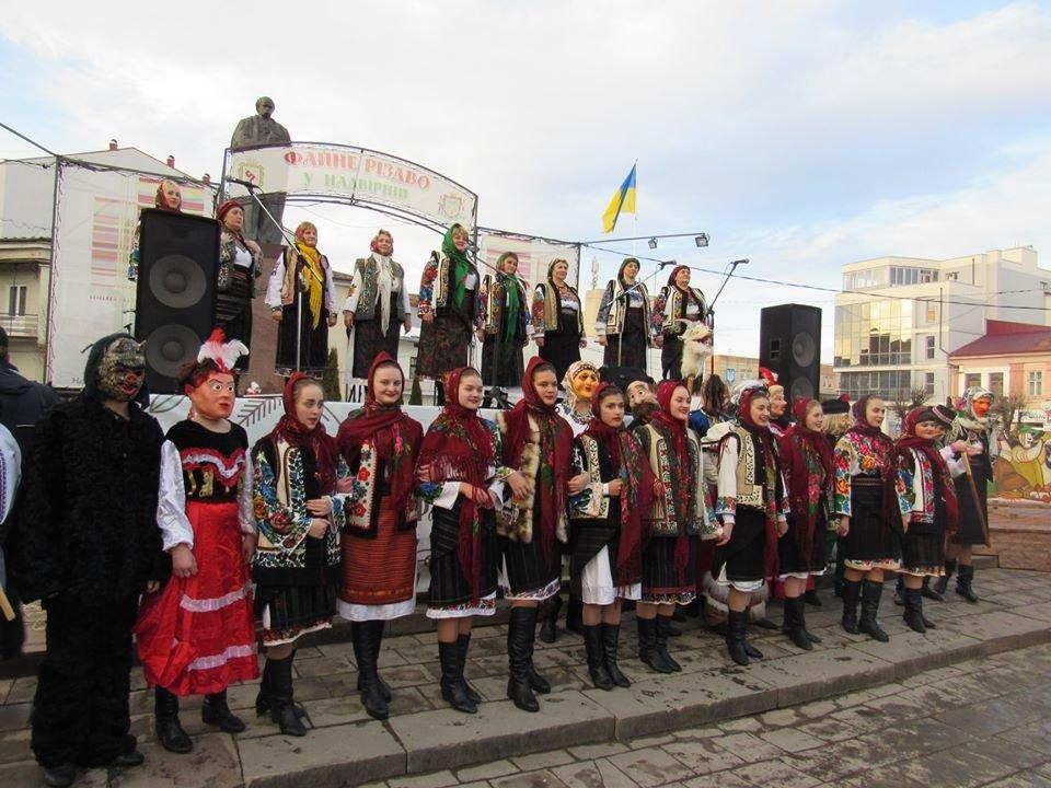 «Вашківецька Маланка» у Надвірній, фото-4